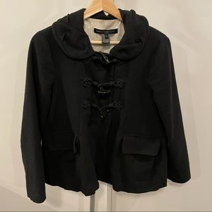 Marc by Marc Jacobs Wool Blend Toggle Jacket